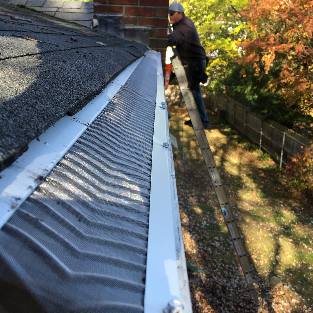 Gutters for New England