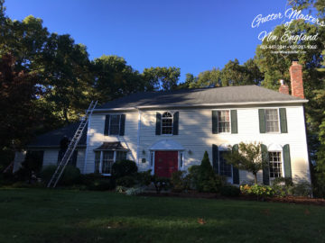 Seamless Gutter Installers in My Area