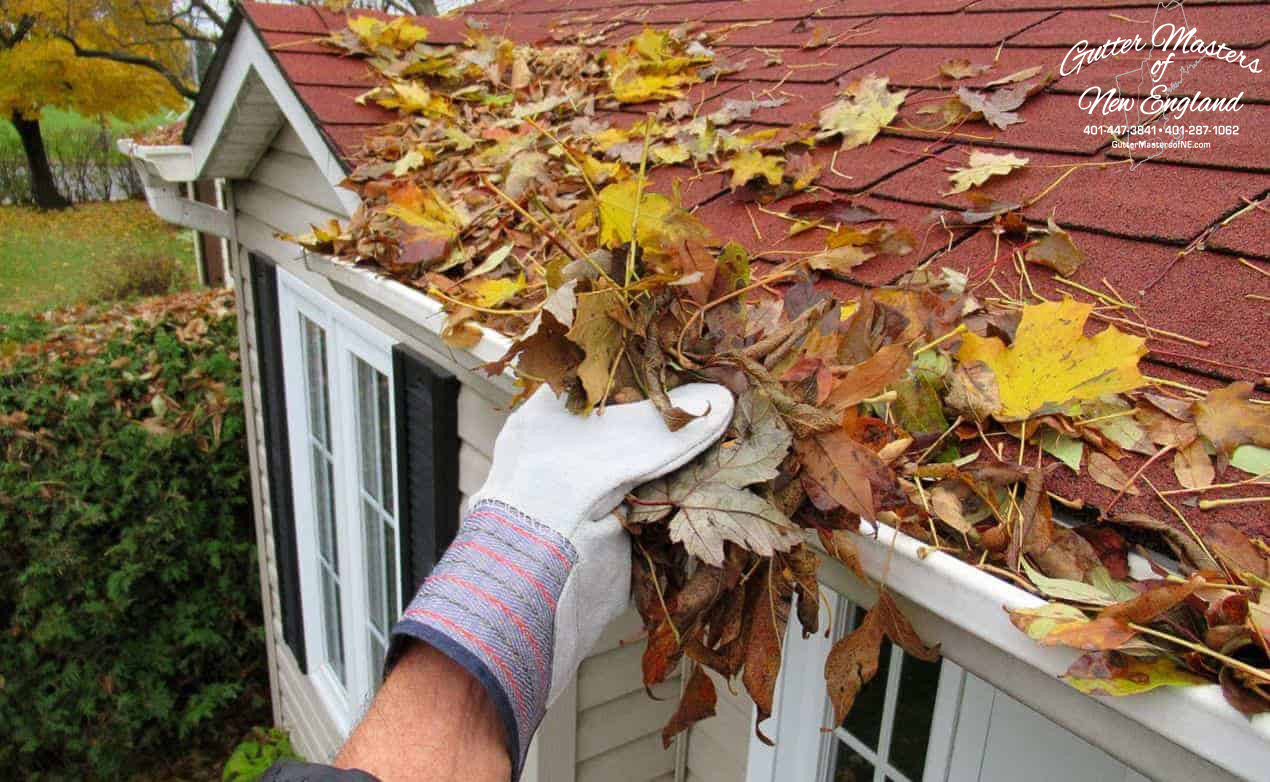 Rain Gutter Replacement