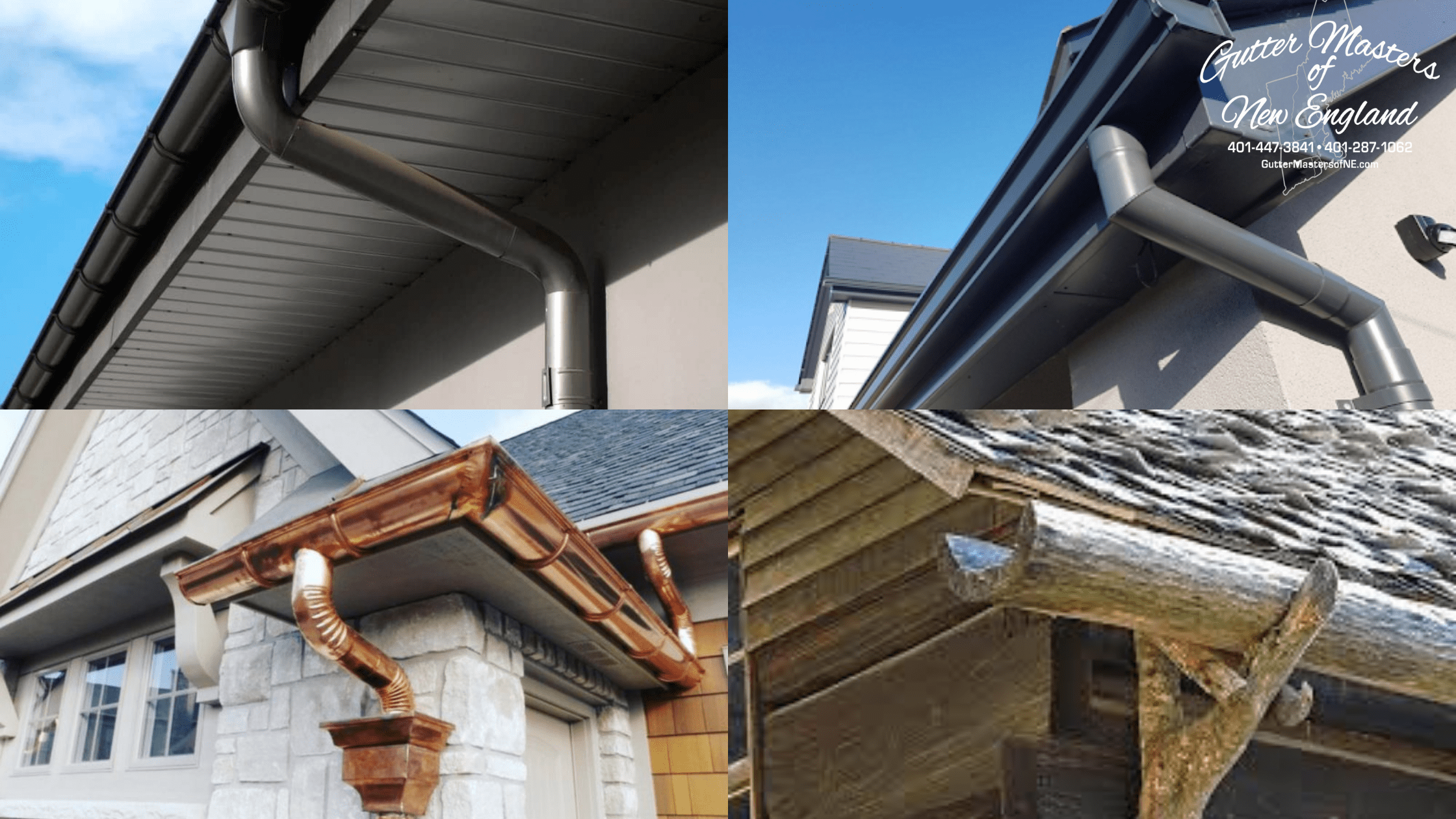 How to Select the Best Gutter Material